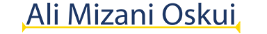Ali Mizani Logo